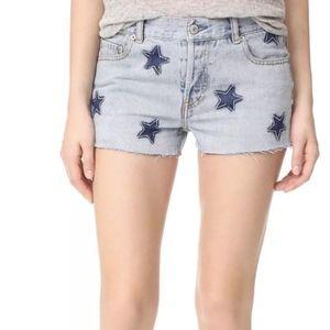 RAILS Logan Stars Shorts Mini